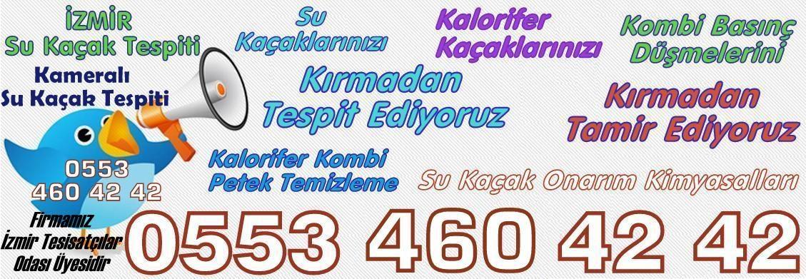 Su Kaçağı Tespiti İzmir,Su kaçağı Tespiti,Tıkanıklık Açma 0506 334 51 01